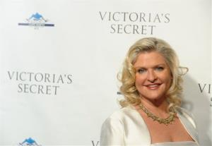 Victoria's Secret CEO Sharen Turney attends the celebration for the grand opening of Victoria's Secret new Lexington Avenue store in New York on Tuesday, Dec. 2, 2008.