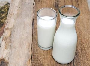 Raw milk, a study says, is no better for lactose-intolerant people than the pasteurized kind.