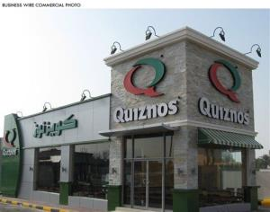 File photo of a Quiznos store.