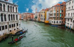 Venice is voting in a non-binding referendum on independence.