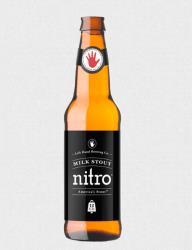 Left Hand Brewing's Milt Stout Nitro bottle.