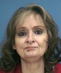This Dec. 29, 2010 photo released by the Mississippi Dept. of Corrections shows Michelle Byrom.