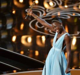 Lupita Nyong'o is a Yalie.