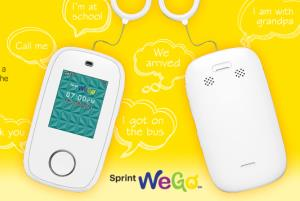 Sprint's new phone for kids.