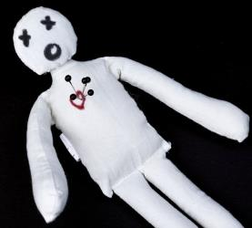 Researchers used voodoo dolls to measure aggressive impulses.