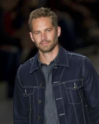 Paul Walker in March of last year.