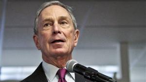 In this Dec. 18, 2013 file photo, then-Mayor Michael Bloomberg speaks in New York.