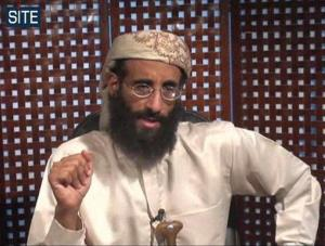 Anwar al-Awlaki speaks in a video message posted on radical websites.