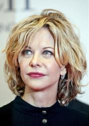 Meg Ryan poses for the media during a photo call to promote the movie The Women in a central hotel in Berlin on Wednesday, Nov. 26, 2008.