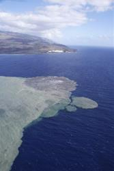 Volcanic activity in the sea off the Canary Island of El Hierro  is seen in this photo on Saturday, Nov. 5, 2011.