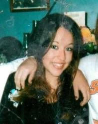 Cherice Moralez, who was raped in 2007 when she was 14 by teacher Stacey Rambold in Billings, Mont.