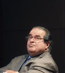 Antonin Scalia in a file photo.