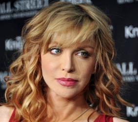 This Sept. 20, 2010 file photo shows musician Courtney Love in New York.