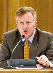 Republican state Sen. Stacey Campfield of Knoxville.