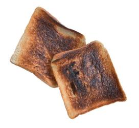 Just toast? Or something more?