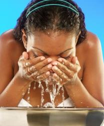Microbeads in face washes are a cause of concern in several states.