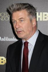 In this Oct. 24, 2013, file photo, Alec Baldwin attends the HBO premiere of Seduced and Abandoned at The Time Warner Center in New York.