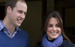 This is a Thursday, Dec. 6, 2012 file photo of  Britain's Prince William and wife Kate.