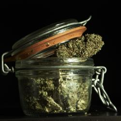 Marijuana is sometimes ingested mixed into brownies and other dishes.