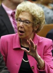 A file photo of US District Judge Gladys Kessler.