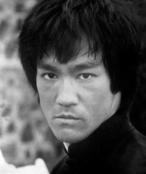 Bruce Lee in 1973.