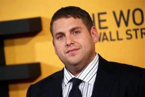 This Jan. 9, 2014 file photo shows Jonah Hill at the UK Premiere of The Wolf Of Wall Street, at a Leicester Square cinema in central London.