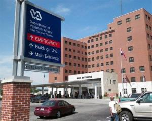 File photo of the St. Louis VA Medical Center.