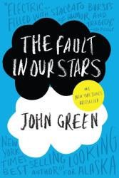 The book cover for John's Green YA novel.