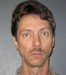 This undated photo released by the Forsyth County Sheriff's Office shows Dennis Ronald Marx, who was shot and killed on Friday, June 6, 2014, in Cumming, Ga.