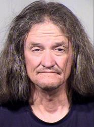Gary Moran is seen in this June 16, 2014 booking photo provided by the Maricopa County Sheriffs Office.