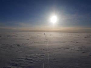 A photo of Antarctica from Jan. 16, 2014.