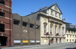 The Old Vic in Bristol, England.