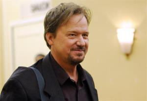 In this June 20, 2014, file photo, Frank Schaefer, a Methodist pastor who was defrocked for officiating at his son's wedding to another man, arrives for an appeal hearing.