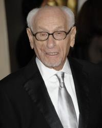 Actor Eli Wallach arrives at the Academy of Motion Picture Arts and Sciences 2nd Annual Governors Awards in Los Angeles on Saturday, Nov. 13, 2010.