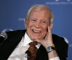 This March 21, 2012, file photo shows former Senate Majority Leader Howard Baker in Washington, who has died.