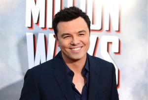 This May 15, 2014, file photo shows Seth MacFarlane.