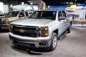 File photo of a Chevrolet Silverado.