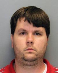 Justin Ross Harris, 33, accused of leaving his 22-month-old son in an SUV on a hot day,  according to an arrest warrant filed Tuesday, June 24, 2014.