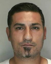An undated photo provided by the Livonia Police Department is of  Baseel Abdul-Amir Saad.
