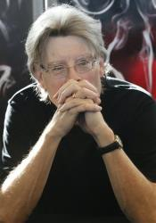 Stephen King in 2013.
