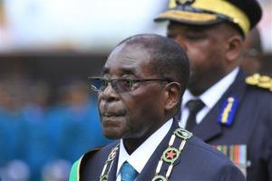 Zimbabwean President Robert Mugabe wants white farmers to give up their land.