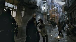 David Legeno appears as Fenrir Greyback in 'Harry Potter and the Half-Blood Prince.'