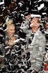 Hakkasan Las Vegas celebrates their one year anniversary with Gwen Stefani and Gavin Rossdale on April 26, 2014, Las Vegas, NV