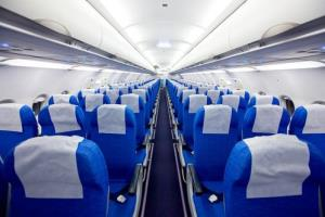 Passengers on a South African Airways flight were reportedly thrown to the ceiling.