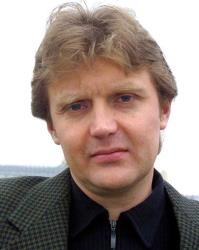 Alexander Litvinenko, former KGB spy, is seen photographed at his home in London in this May 10, 2002 file photo.