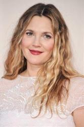 Drew Barrymore arrives at the LA Premiere of Blended held at the TCL Chinese Theatre on May 21, 2014, in Los Angeles.