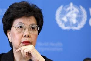 WHO chief Dr. Margaret Chan addresses the Ebola epidemic.