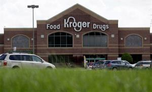 A Kroger store is shown Tuesday, June 17, 2014, in Houston.