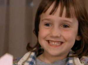 Mara Wilson in 'Mrs. Doubtfire,' via YouTube.