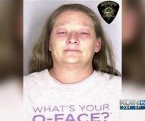 Toddi Bork, the officer wrote in his report, said she set her husband on fire to get his attention.